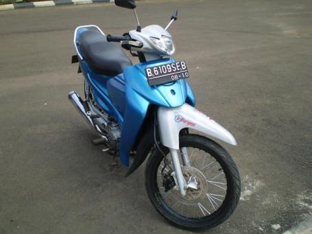 Suzuki Smash 2005 Blue Silver Metalic....